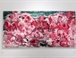 Flowers out of the slough - Torn landscape   Oil on canvas   200 x 400cm  2018